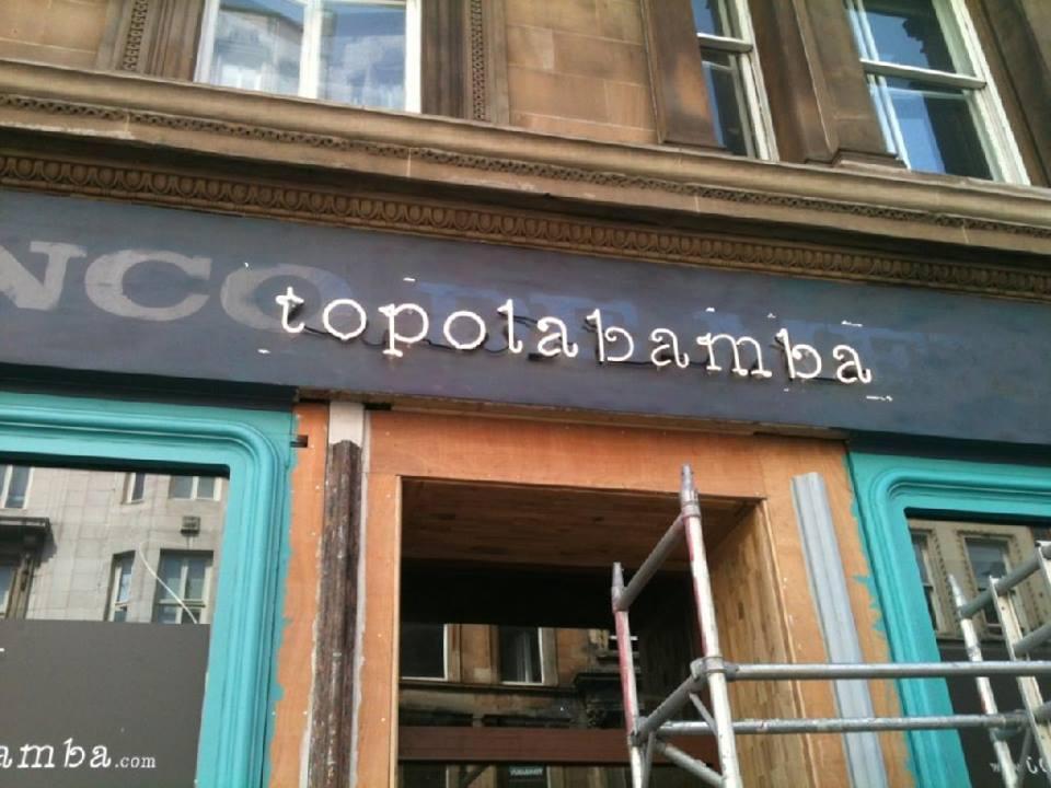 Topolabamba Glasgow